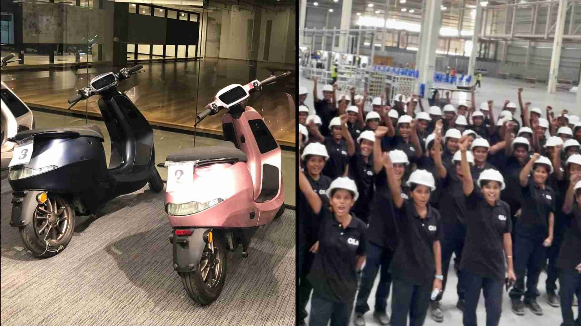Ola Futurefactory to help over 10,000 women by giving employment