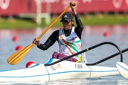 India's water sports Athletes Confident Of Best Showing At Paralympic 2020