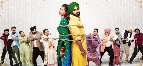 Punjabi Film 'PUAADA' Unstoppable At The Box Office!