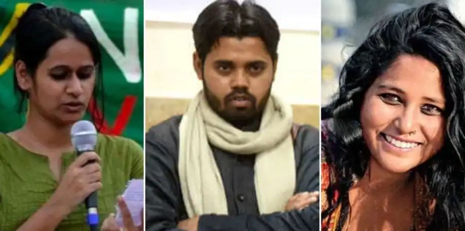 Supreme Court refuses to agree to Delhi Police: Asif, Devangana and Natasha to remain out of jail