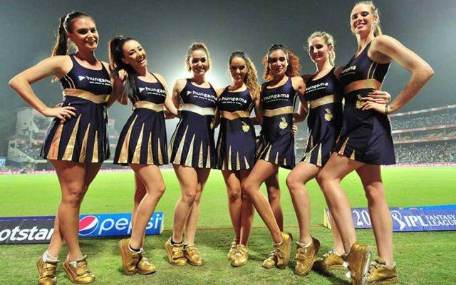 IPL 2021- Salary of IPL Cheerleaders