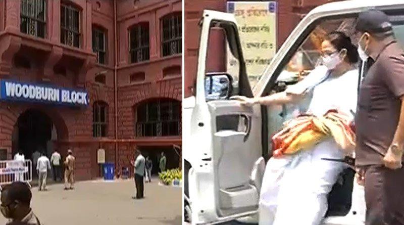 West Bengal: CM Mamata Banerjee visits SSKM hospital to meet injured TMC workers