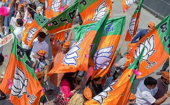 BJP tastes victory at Gandinagar Municipal Polls