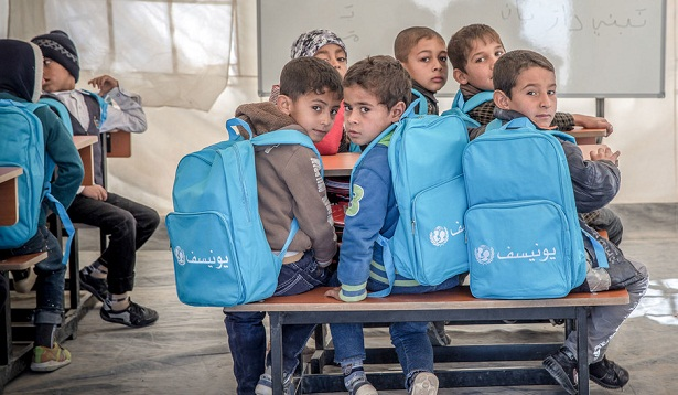 First Day Of School 'Indefinitely Postponed' For 140 Million First-Time Students Around The World UNICEF