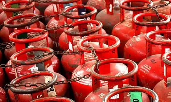 Prices of domestic LPG cylinders have increased by Rs 15