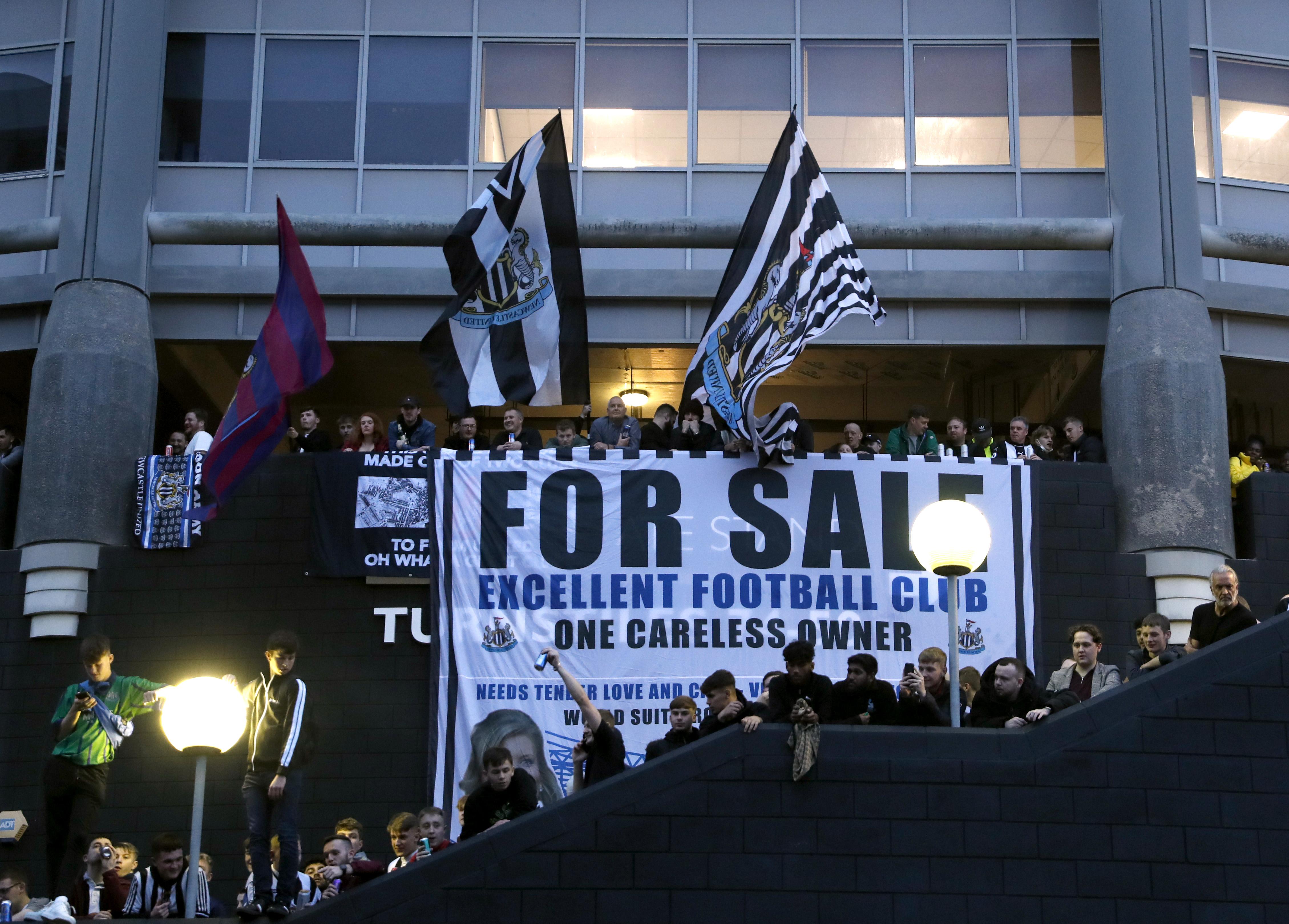 Newcastle United- Saudi Arabia backed consortium takes over English football club
