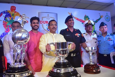 The Mecca of Indian Football 'Kolkata' Will BeHome ToDurand Cup For Next Five Editions