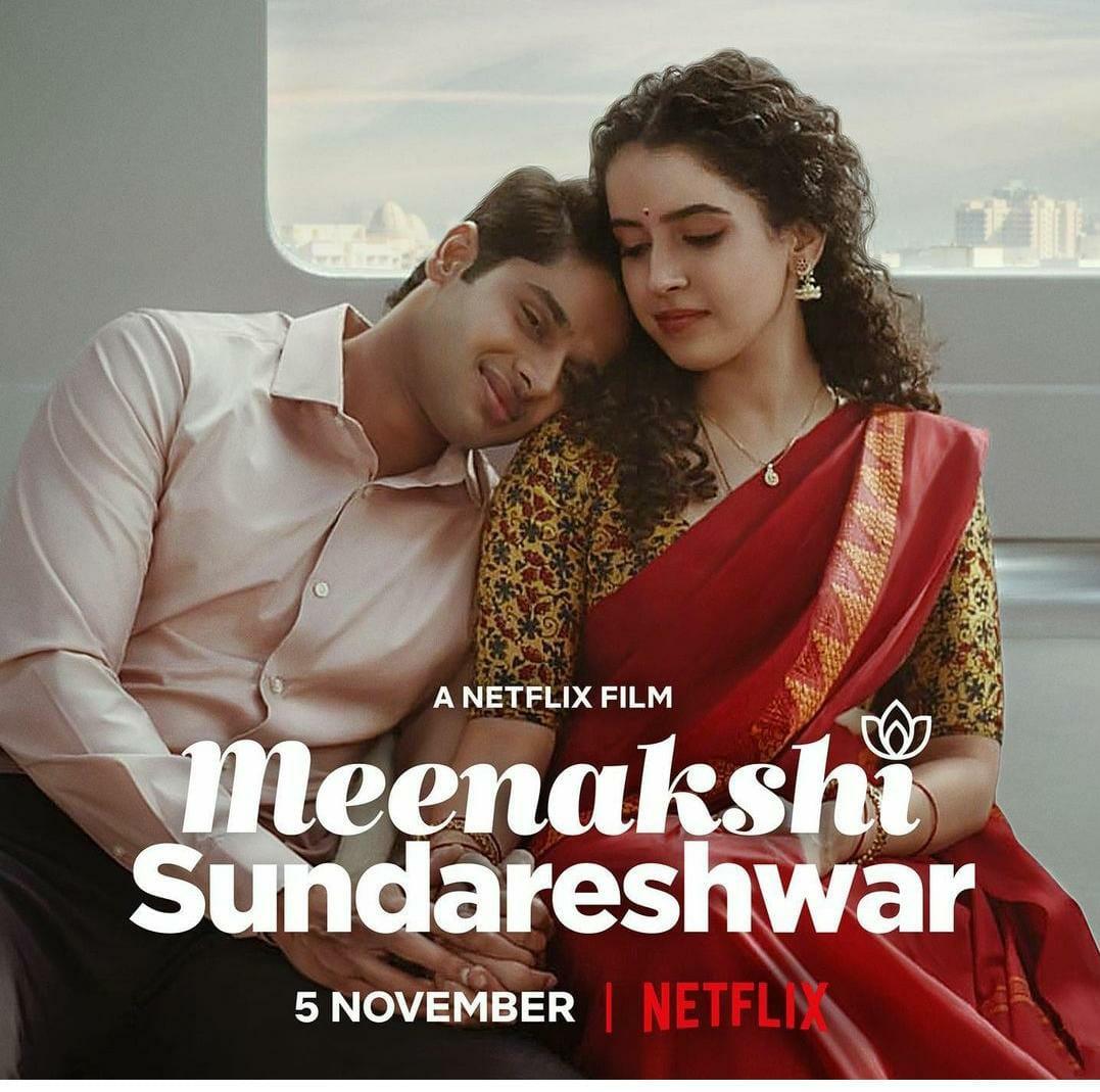 'Meenakshi Sundareshwar' teaser: Sanya Malhotra, Abhimanyu Dassani prove 'opposites attract'