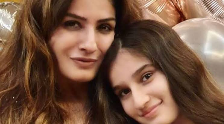 Raveena Tandon proves she's the ultimate sensation, dances to a viral Instagram Reels song with her daughter