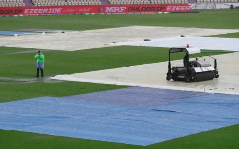 Rain wipes off the opening session of India vs. New Zealand WTC final in Southampton, prompting fans to lash out at ICC
