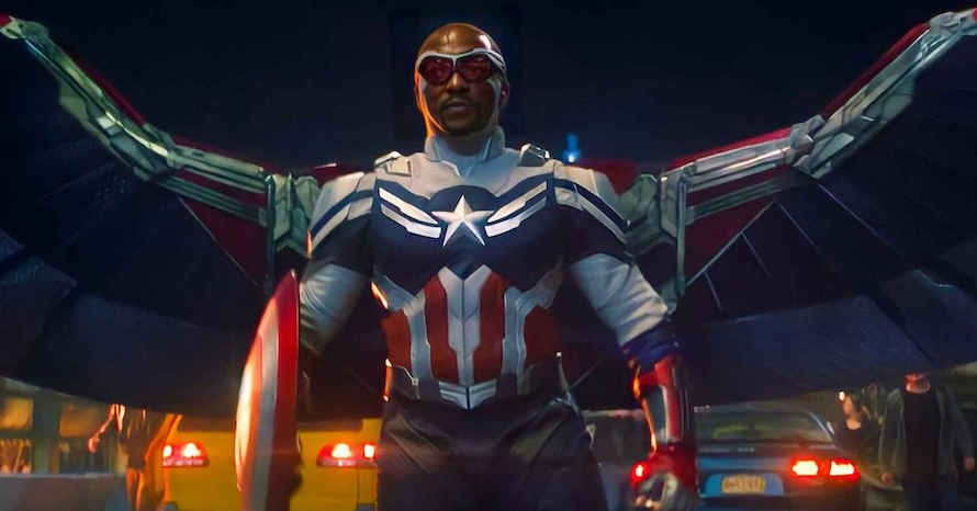 Captain America 4 Starring Anthony Mackie Confirmed, Deets Inside