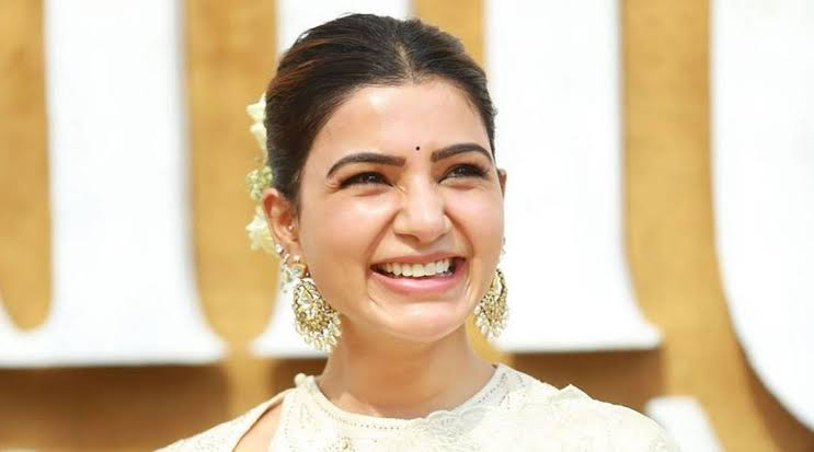 Samantha Prabhu makes her first Public Appearance after Seperation.