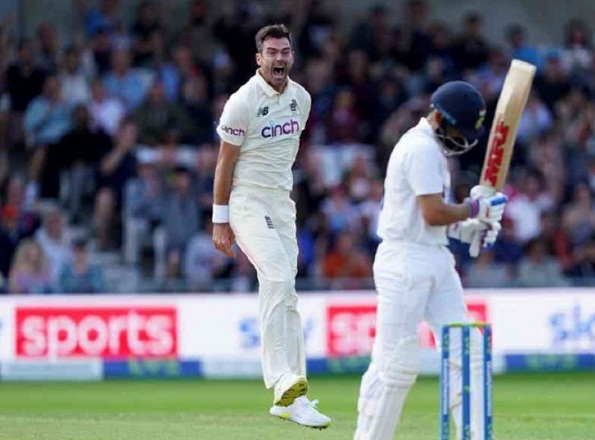 India All OutFor 78 Runs On The Opening Day Against England