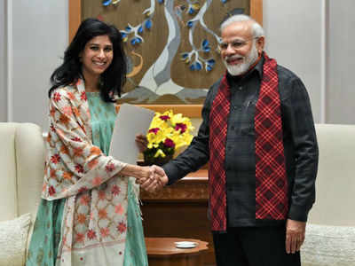 India can ought to maintain vaccination rate to take care of steady growth: IMF' Gita Gopinath