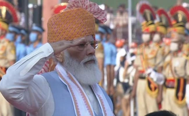 PM Modi Thanks World Leaders For Their Greetings And Good Wishes on India's 75th Independence Day
