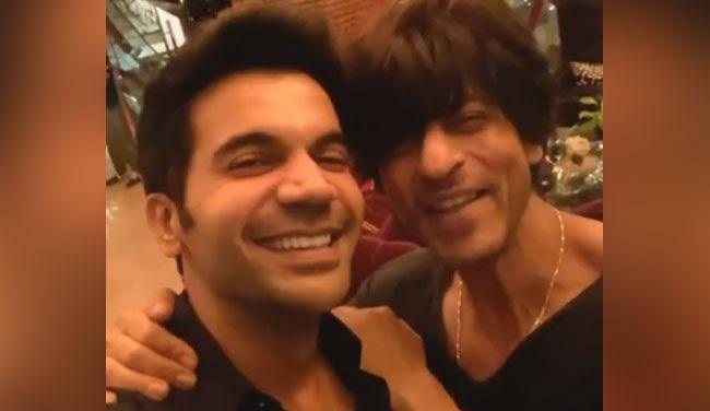When Rajkummar Rao Said Seeing Shah Rukh Khan On Screen Made Him Want To Join Bollywood