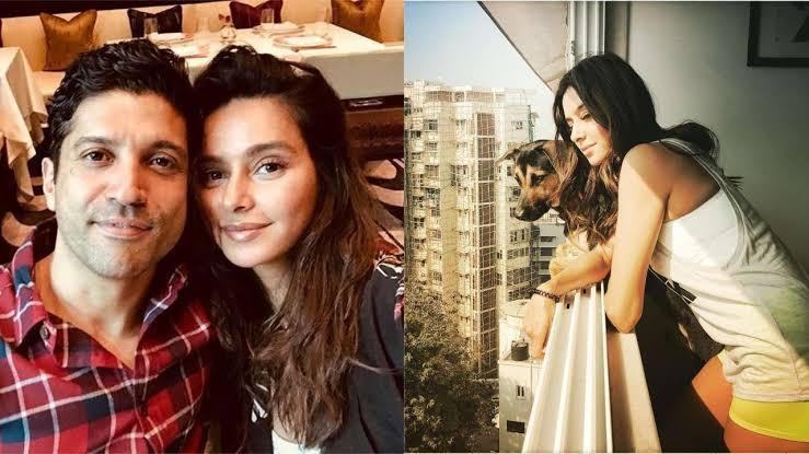 Shibani Dandekar Inks Boyfriend Farhan Akhtar's Name On Her Neck, See Pic