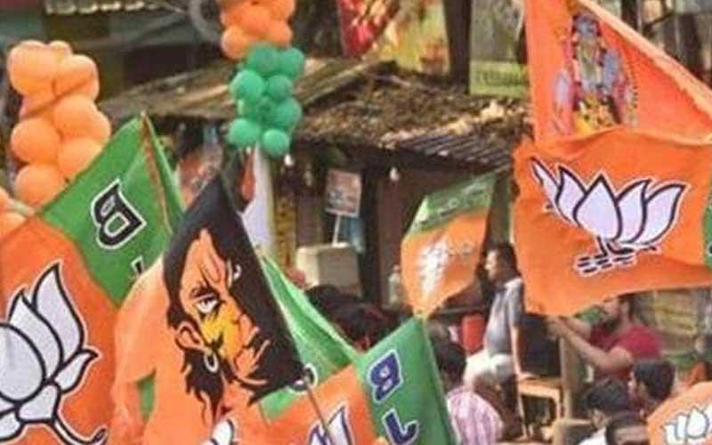 BJP sweeps Block Panchayat elections: 334 candidates win unopposed