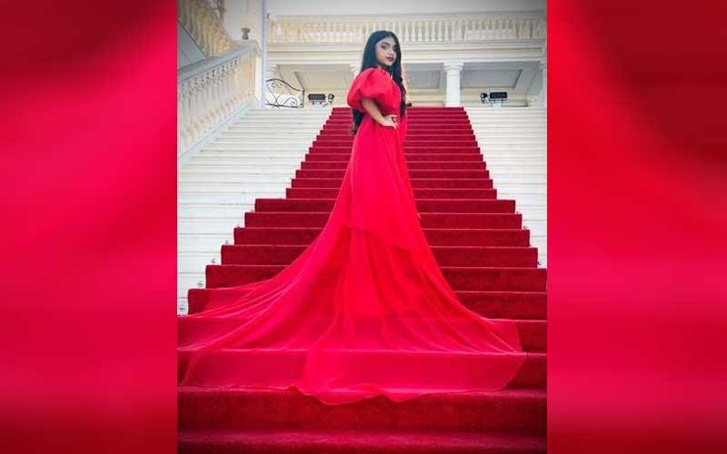 Indian American Sia Parikh makes history at Cannes