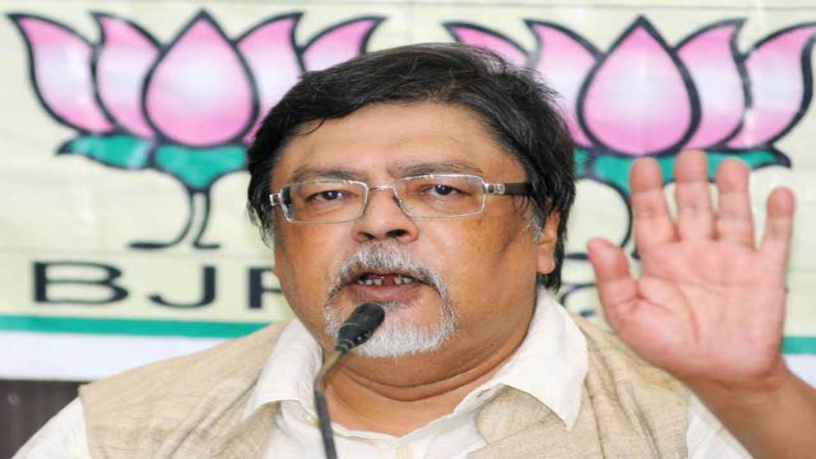 Breaking- Former Rajya Sabha MP, Journalist Chandan Mitra died at the age of 66