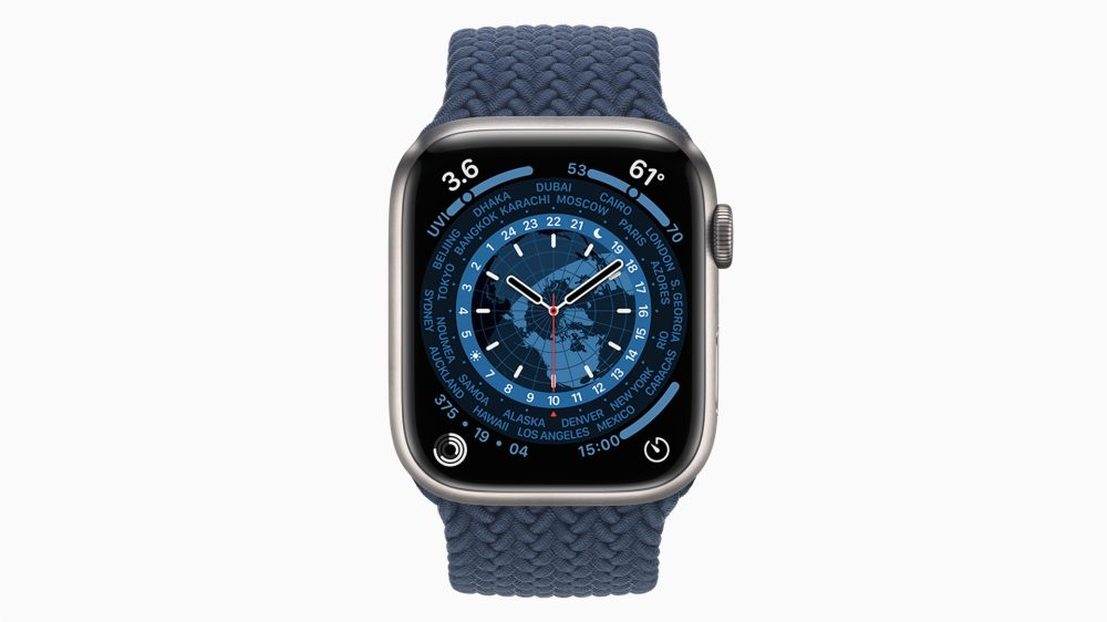 New Apple Watch Series 7, price out now in India, sale date set for 15th October