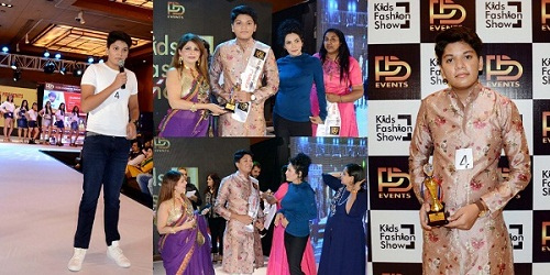 Ramp Walk In Delhi Fashion Show, A New Experience For Kids