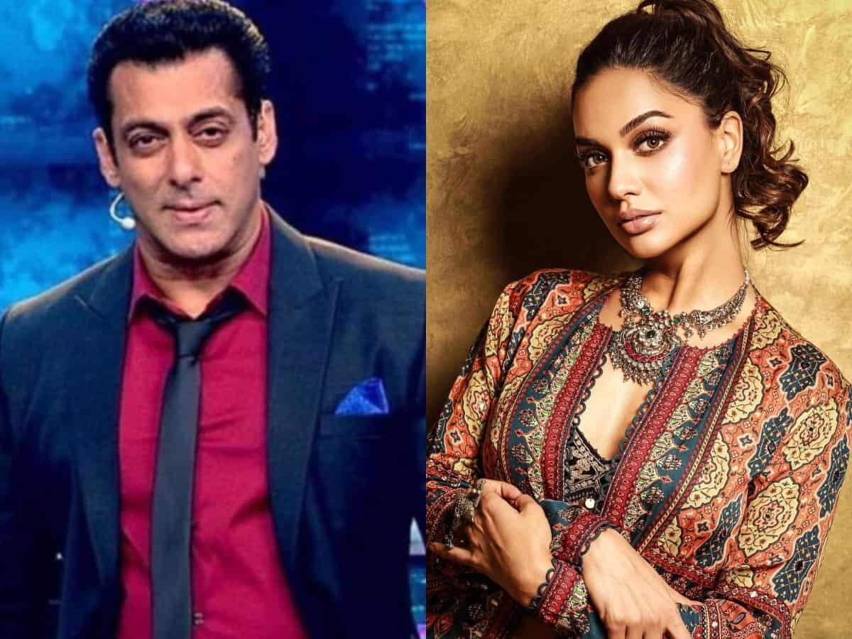 Divya Aggarwal is terrified of Salman Khan