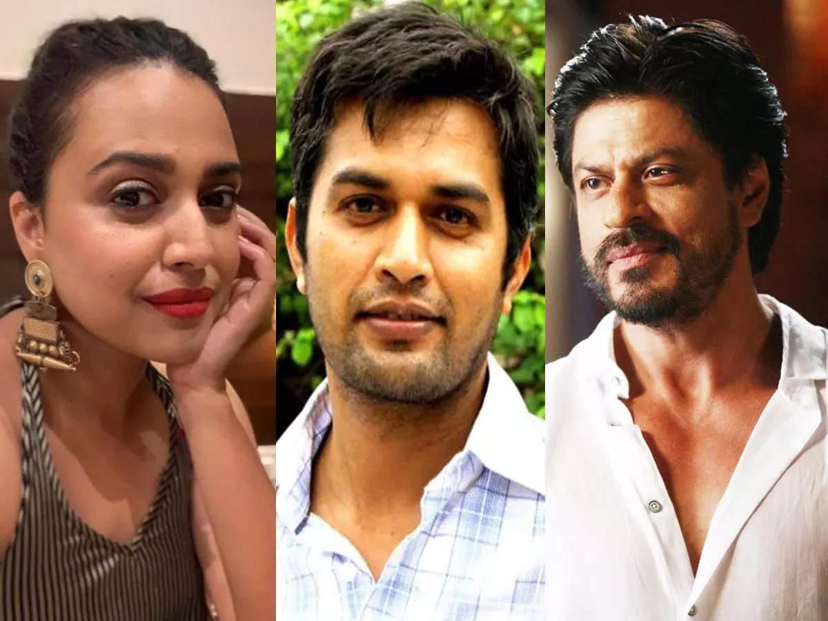 Celebs like Neeraj Ghaywan, Swara Bhaskar, and more back SRK with a viral poem
