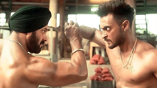 Antim: Salman Khan and Aayush Sharma's unsettling rivalry in the first poster leaves fans fascinated