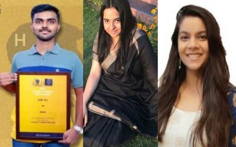 Indian students receive Diana Award for humanitarian work during the pandemic