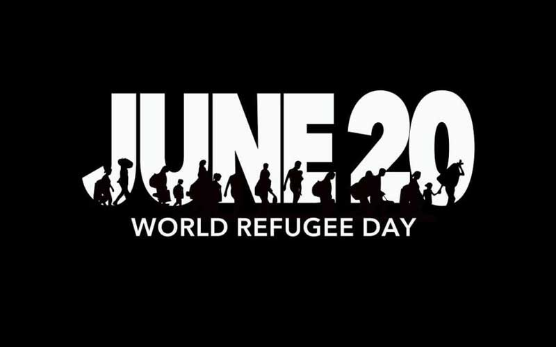 World Refugee Day 2021, 'Together we heal, learn, and shine' - the theme of the year