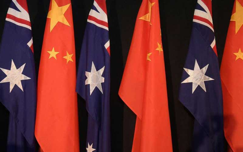 Australia files complaint with the WTO against China over wine tariffs