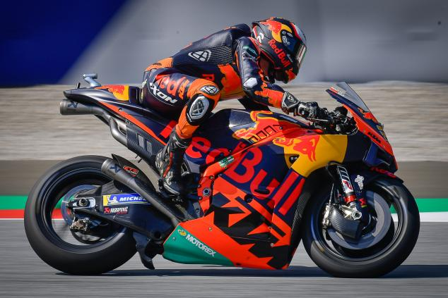 BinderWins Unbelievable Austrian MotoGP