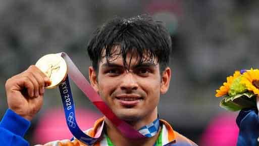 Neeraj Chopra Creates History, Wins First Olympics Gold In Athletics For India