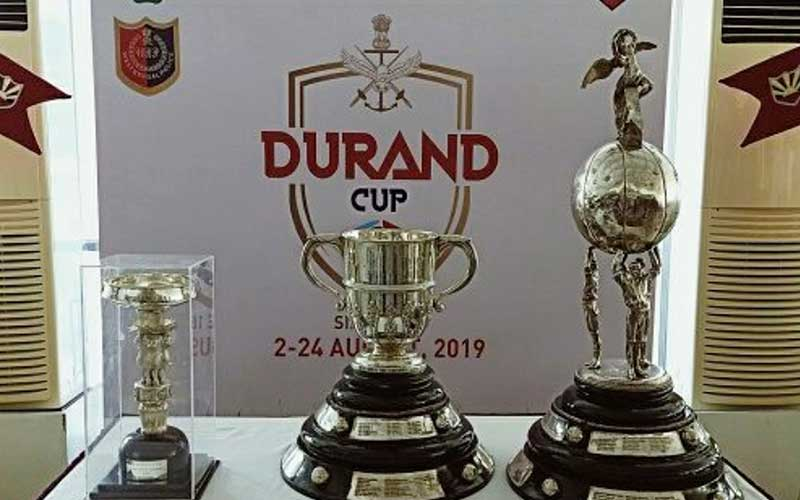 Durand Cup Football Tournament Is All Set For A Comeback In September