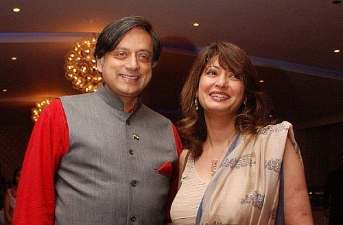 Court Clears Congress MP Shashi Tharoor In A case Related To His Wife Sunanda Pushkar's Death