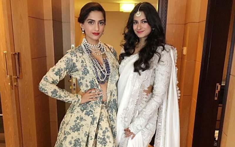 Sonam Kapoor Gets Emotional During Rhea Kapoor's Wedding, See Pics