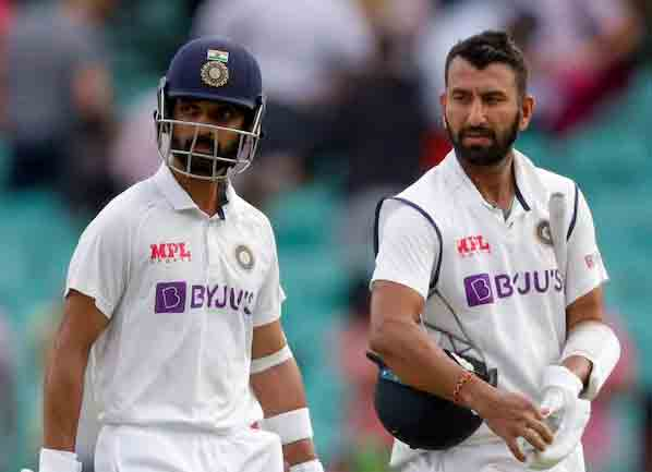 Rahane And Pujara Tries Hard With Century Partnership But Wood and Ali Creates Hope For England