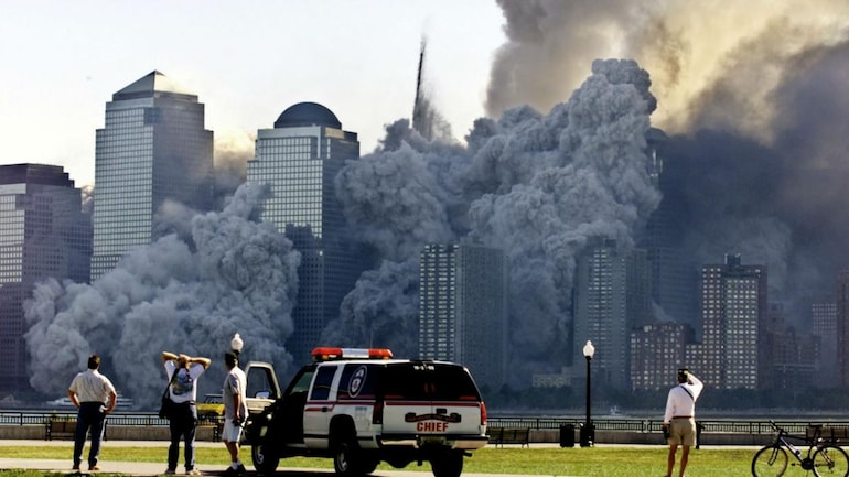 20 Years of a Tragedy Forever engrained 9-11 Terrorist attack