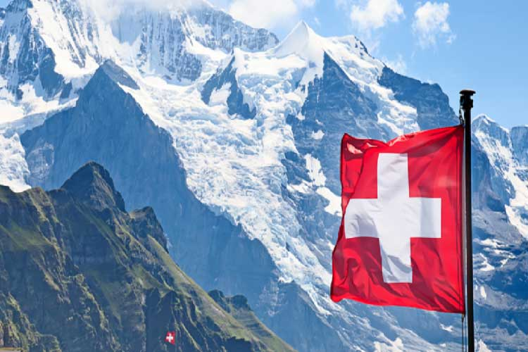 The Swiss government announced that fully vaccinated Indians can enter the country without undergoing a COVID test or being quarantined