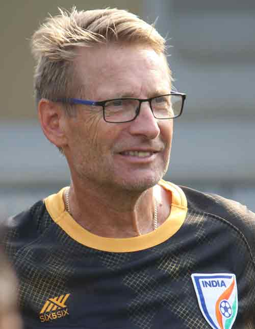 Thomas Dennerby Is New Head Coach Of Indian Senior Women's Team