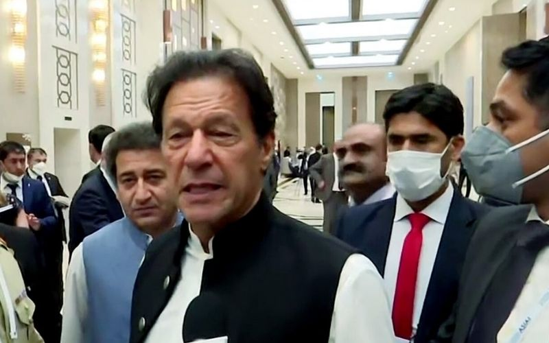 Imran Khan dodges question on Taliban, puts stalled talks with India on 'RSS ideology'