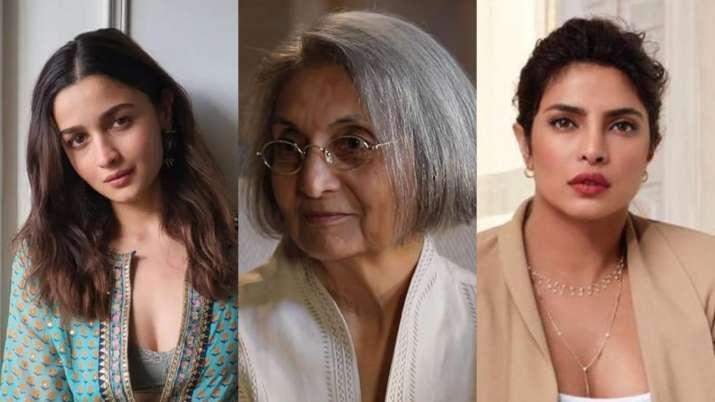 Ma Anand Sheela Has An Advice To Priyanka Chopra & Alia Bhatt Regarding Her Biopic