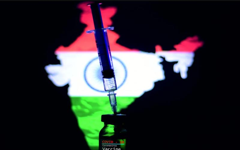 The projection of 216 crore Covid vaccination doses between August and December was described as 'Aspirational' by theCentre