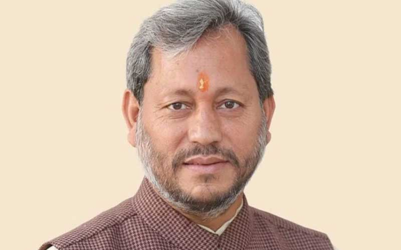 Tirath Singh Rawat, the Chief Minister of Uttarakhand, may resign
