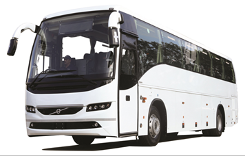 Volvo Buses India launches India's First 13.5m 4x2 Coach