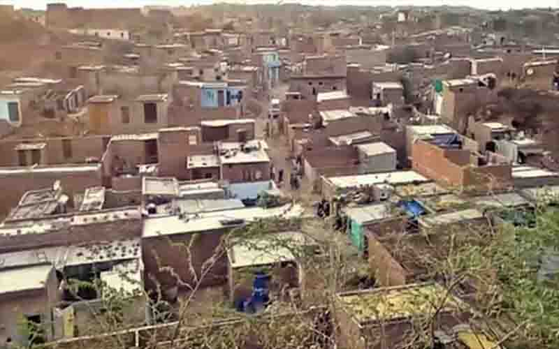 Residents of Khori will be given EWS dwellings in Faridabad after their homes are demolished- Conditions apply