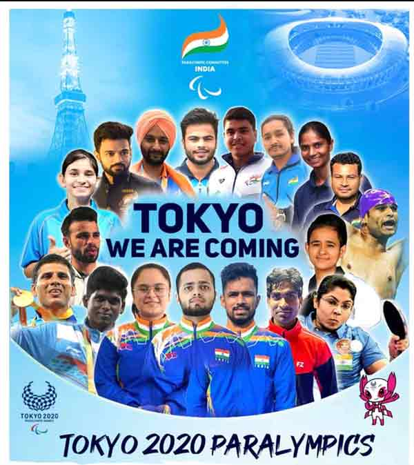Best Wishes Pour In for the Indian Paralympic SquadAt The Send-Off Ceremony, Athletes Participated Virtually As They Are In Bio-Bubble