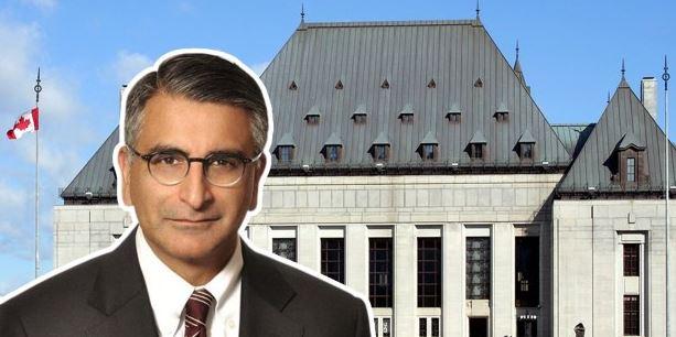 Mahmud Jamal nominated as Judge to Canada's Supreme Court
