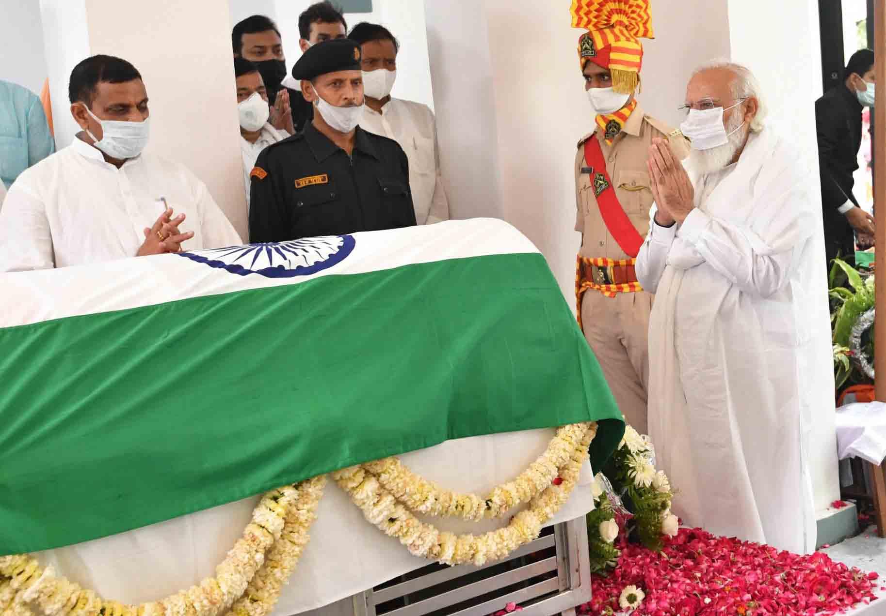 Kalyan Singh Ji…A Leader Who Always Worked For Jan Kalyan And People Will Always Admire Him Across India: PM Modi